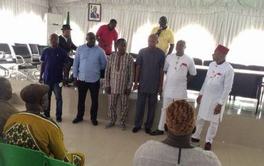 Inauguration of PDP Chapter Chairmen Forum