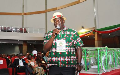 Obong Paul Ekpo: The Managing Director