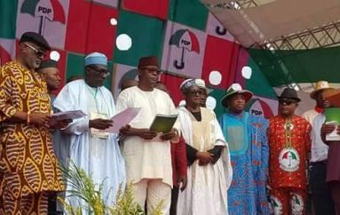 You Are Not The National Chairman Of Our Party, PDP Tells Sheriff