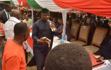 Buhari Must Go In 2019 – Rt Hon Aniekan Uko