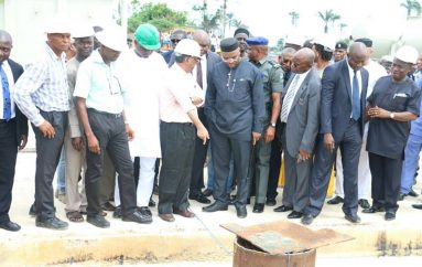 Gov. Emmanuel: Consolidating The Infrastructure Drive