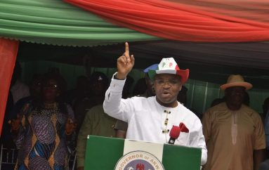 Gov Emmanuel Dedicates Victory To God, Akwa Ibom People