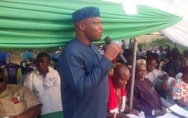 Uyo PDP Ward 8 Holds General Meeting