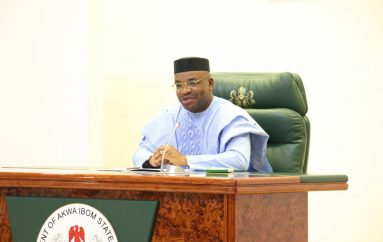 A'Ibom Gov. Charges Engineers to Intervene in Power Situation