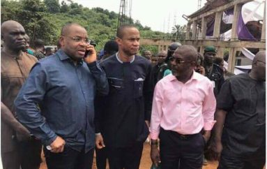 PDP Commiserates With Gov Udom And The People Of Akwa Ibom State On The Tragic Collapse Of Reigners Bible Church