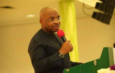 Udom: Facing the Performance, Backing the Audience By Ini Ememobong