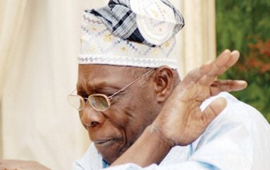 2019: Buhari Was A Big Mistake, I Promise Not To Fool Nigerians Again – Obasanjo Weeps