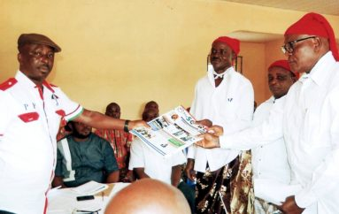 PDP Strategizes For Future Elections in Urueoffong/Oruko