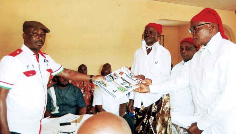 PDP Ward Tour Collapses Opposition Structure in Urueoffong/Oruko