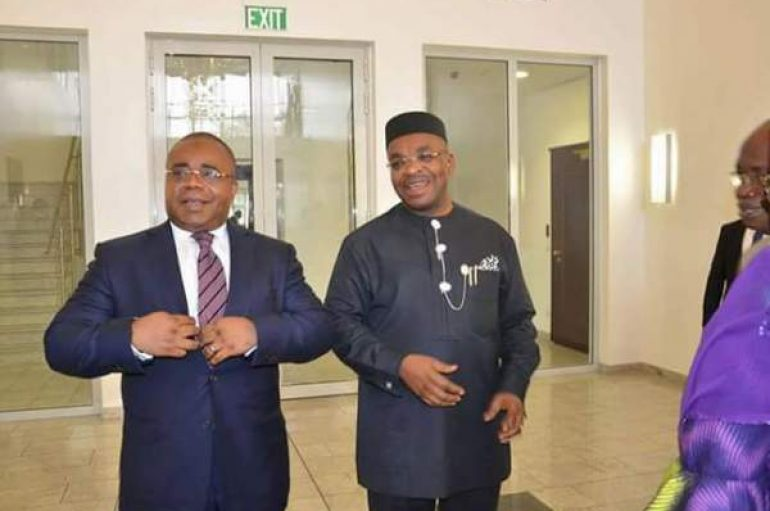 Udom, Umana Collaboration: The Instructive Lessons