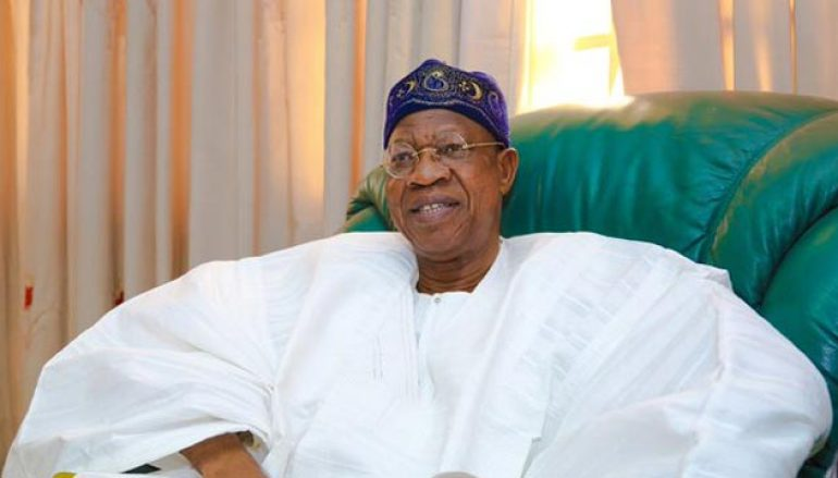 EXPOSED: How Lai Mohammed Sponsored Youths With N20,000 To Blackmail Saraki