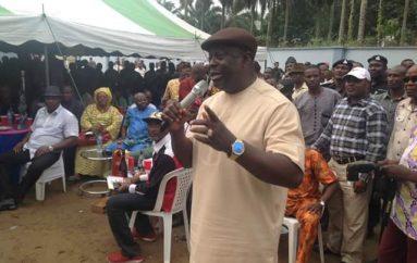 2019: No Going Back On Gov Udom's 2nd Term Bid- Obong Paul Ekpo