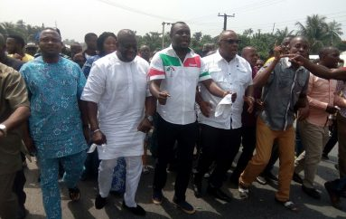 """PDP In Eket Senatorial District Will Wax Stronger"" – Hon Mfon Nkantion"