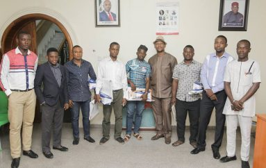 Again, Umbrella Quiz Winners Testify Of PDP'S Goodwill