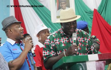 Akwa Ibom PDP Has No Faction – Ini Ememobong