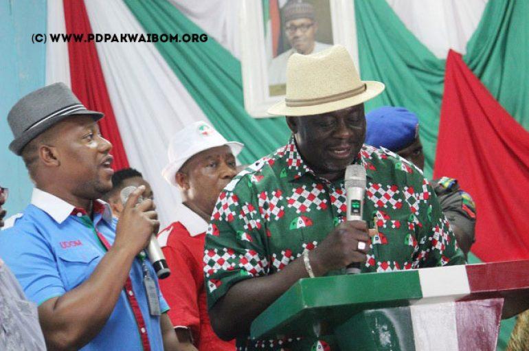 Akwa Ibom PDP Has No Faction – Ini Ememobong