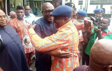 2019 Polls: PDP Chairmen Meet In Akwa Ibom, Strategize For Victory
