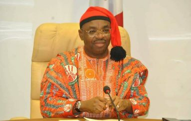 2019:Ikot Ekpene District Adopts Governor Udom Emmanuel, Senator Akpabio For Second Term