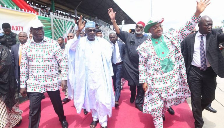 Help Us Capture Other States – Makarfi  To Akwa Ibom PDP