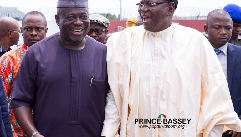 2019: Sule Lamido Consults A'Ibom PDP, Promises Better Nigeria
