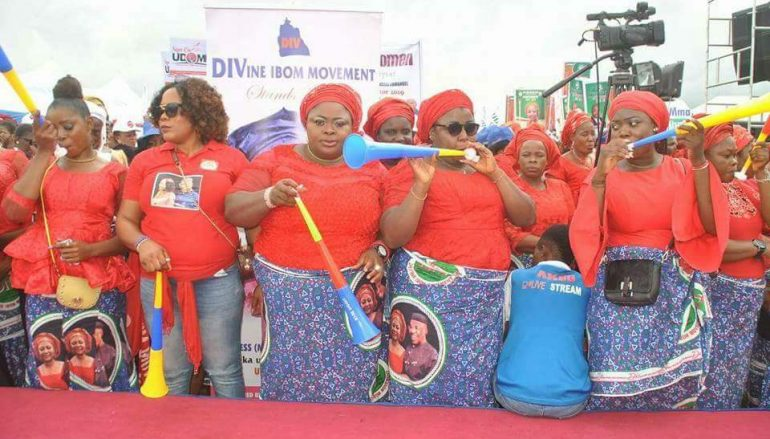 Eket Sen. District Women Endorse Gov Emmanuel, Purchase Re-Election Form