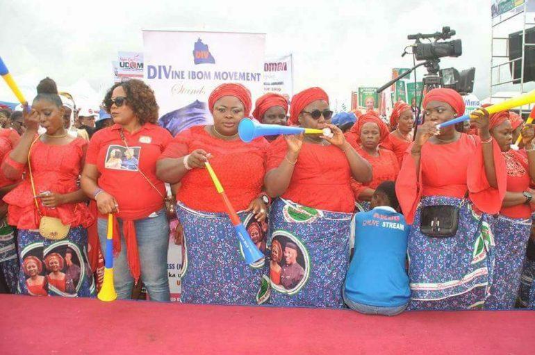 Eket Sen. District Women Endorse Gov Emmanuel, Purchase Re-Election Form