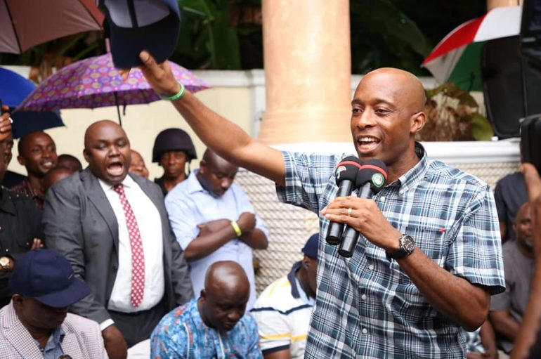 2019: Onofiok Luke Declares For House Of Reps, Consults A'Ibom PDP Chairman