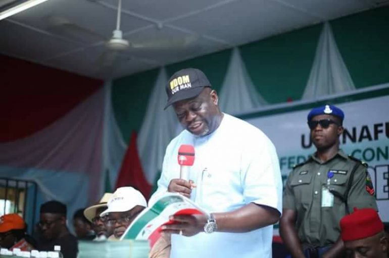 Paul Ekpo To PDP Candidates: PDP Remains The Best Platform In The Nation
