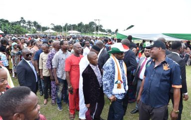 A'Ibom PDP Holds Successful Ward Congresses