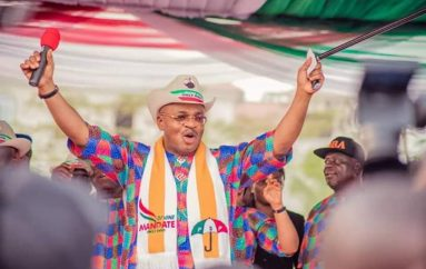 Election Tribunal: Udom Emmanuel wins Again