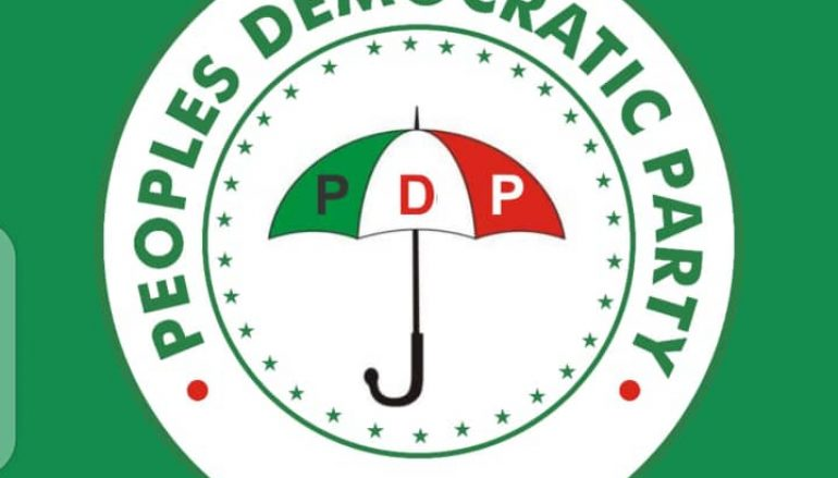 COMMUNIQUE OF THE PDP GOVERNORS' FORUM MEETING HELD ON 9TH APRIL, 2021 AT MAKURDI, BENUE STATE.