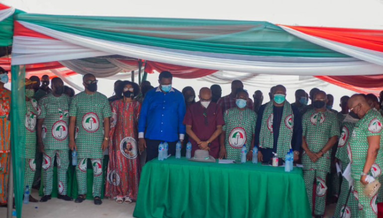 WE MUST REMAIN UNITED IN HONOUR OF UDO EKPENYONG – FORMER PDP STATE OFFICERS