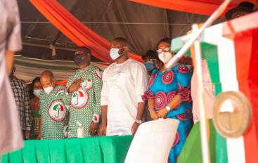 Ika, Eket, Obot Akara, Nsit Ubium, visits PDP