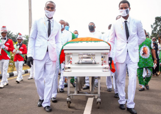 Harvest of Tears as A'Ibom Bids Farewell to Udo Ekpenyong