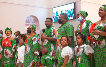 Udo Ekpenyong's Funeral rites climax with Thanksgiving Service